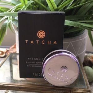 Tatcha the silk canvas primer travel size